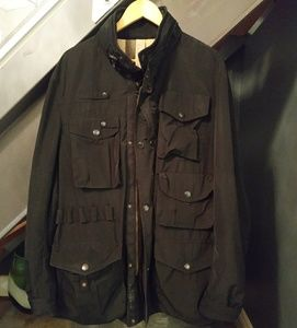 Burberry Brit Men's Nylon Jacket